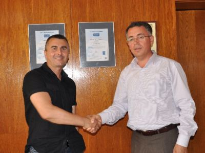 """Кметът на Кърджали приветства победителите от рали """"България"""""""