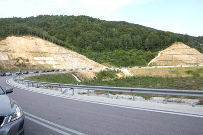 """Ще строят връзката между пътя от ГКПП """"Маказа-Нифея"""" с магистралата """"Виа Игнатия"""""""