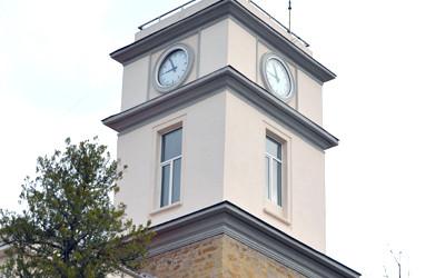 Вече 35 години пеещият часовник определя ритъма в Кърджали.