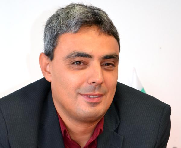 Георги Кючуков, областен лидер на БСП в Кърджали