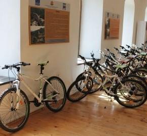 Наемането на велосипед от музея в Ардино излиза 15 лева