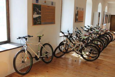 Музей организира велотурове за посетителите си в Ардино