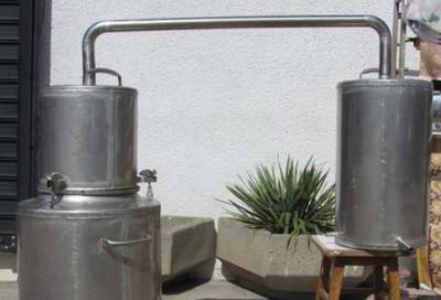 Митничари конфискуваха 240 литра ракия в Егрек