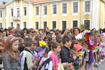 756 са първокласници в община Кърджали