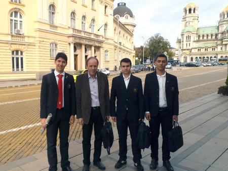 """Нов голям успех на школата по математика на """"Славейков"""""""