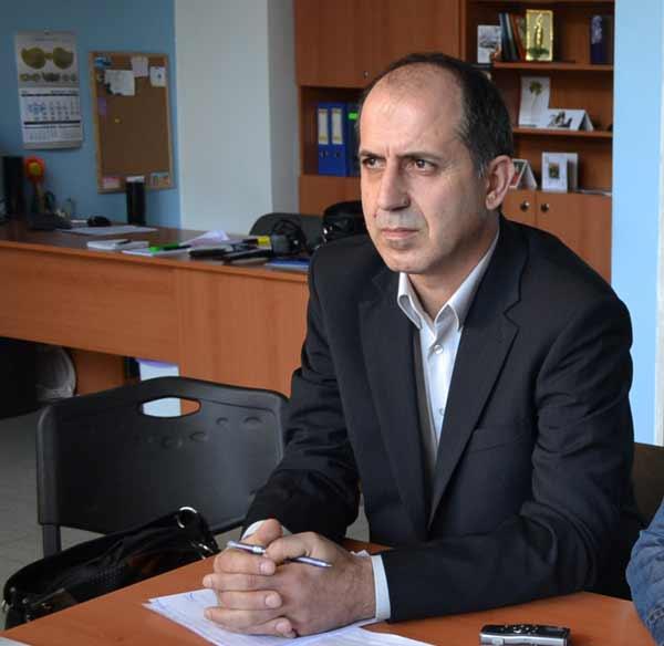 Илия Илиев е новият областен управител